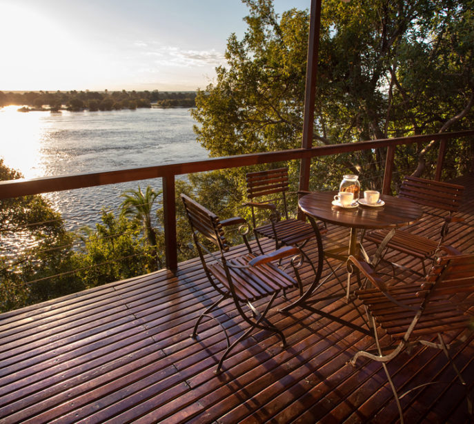 The River Club, Livingstone, Zambia