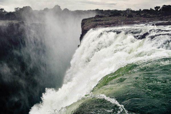 Victoria-Waterfalls, Zimbabwe